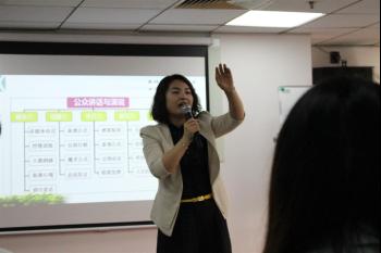 朱子墨老师:教育与培训更应注重软实力