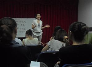 广州社交口才与人际交往培训班学员精彩演讲